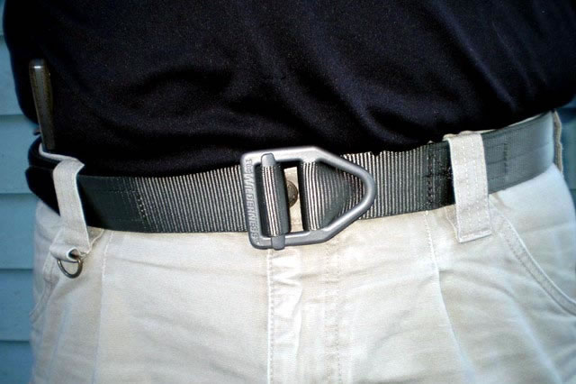 Wilderness Titanium Intructors Belt