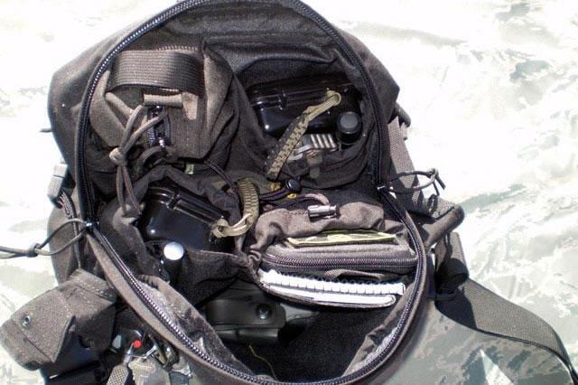 police go bag